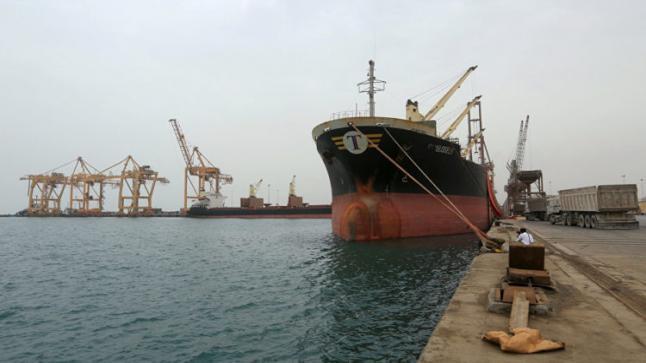 تضارب أنباء بشأن وصول باخرة قمح إلى ميناء بورتسودان
